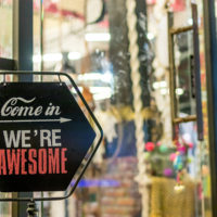 Conquer the Retail Amazon with a Unique Shopping Experience