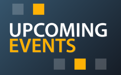 Upcoming Events – April 2021